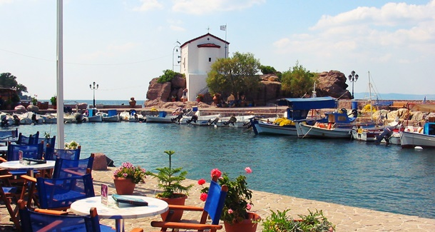 İzmir Midilli arasındaki seferler belediye vapuruyla yapılacak