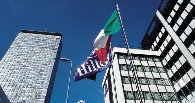 Milano Hilton 4 gece 99 Euro
