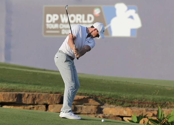 Golf severlerin ilgiyle takip ettiği DP World Tour Championship'in Dubai ayağı başladı.