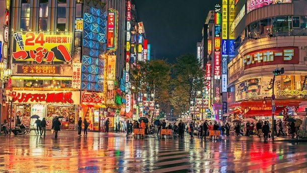 Japonya, Avrupa ülkelerinden turist çekmek için şimdiye kadarki en büyük tanıtım kampanyasını İngiltere'nin başkenti Londra'da başlattı.