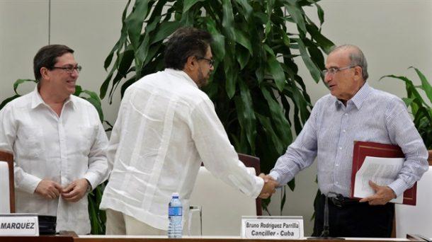 Yeni Barış Antlaşması Küba'da İmzalandı