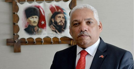 Küba Büyükelçisi Casals, Atatürk'ün sadece Türkiye için değil Küba için de büyük lider olduğunu söyledi.