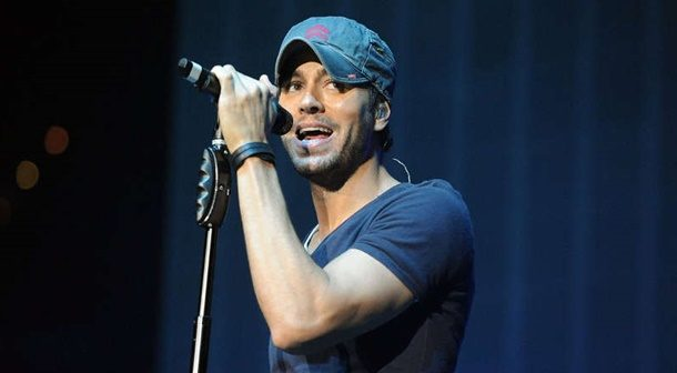 Dubai Jazz Festivaline Enrique Iglesias Damga Vuracak