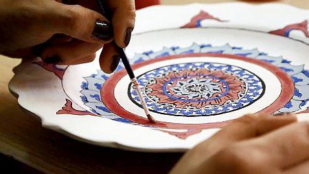Çini Sanatı UNESCO Listesine Eklendi