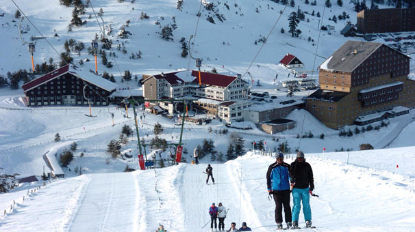 Kış Turizmi Merkezleri Yeni Yıldan Umutlu