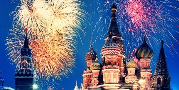 Devalüasyonla ucuzlayan Rusya, yabancı turistler için çekim merkezi olmaya devam ediyor / Yılbaşında Rusya'ya Akın Var