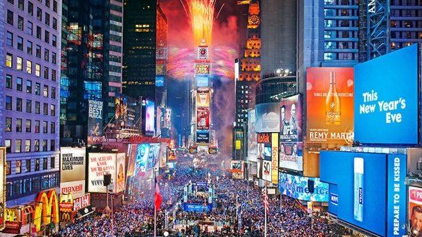 Dünyanın farklı şehirlerinde muhteşem şovlar eşliğinde düzenlenen Yılbaşı eğlencelerinin en ünlü duraklarını derledik.
