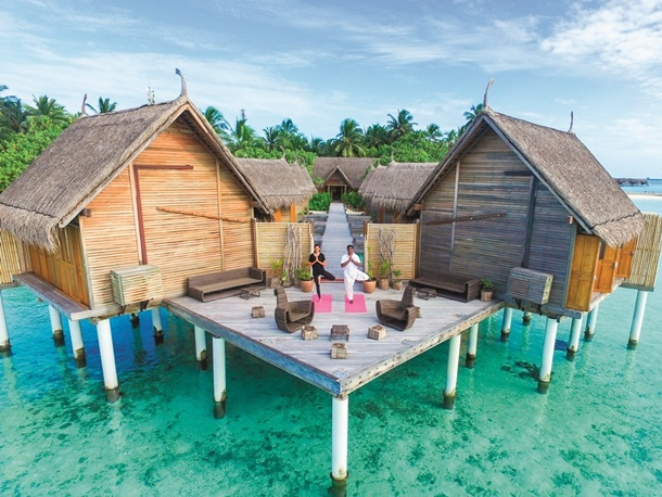 Constance Hotels & Resorts Moofushi