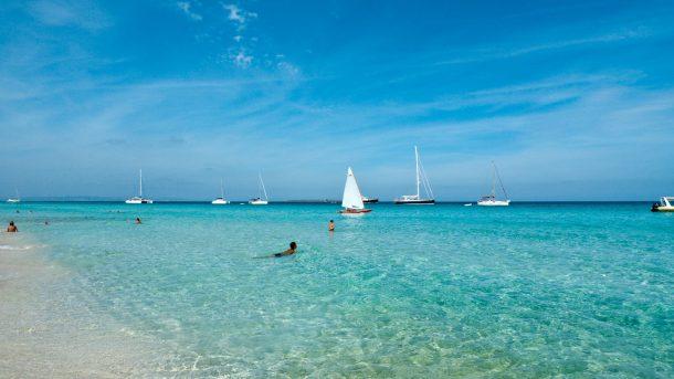 Tatil Turizm Seyahat Formentera Adası 2