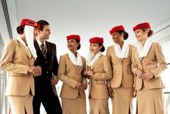 Emirates Mürettebatına Trump Engeli