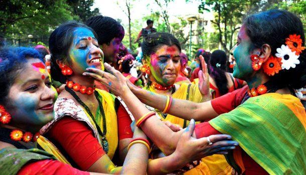 Hindistan Renkler Festivali