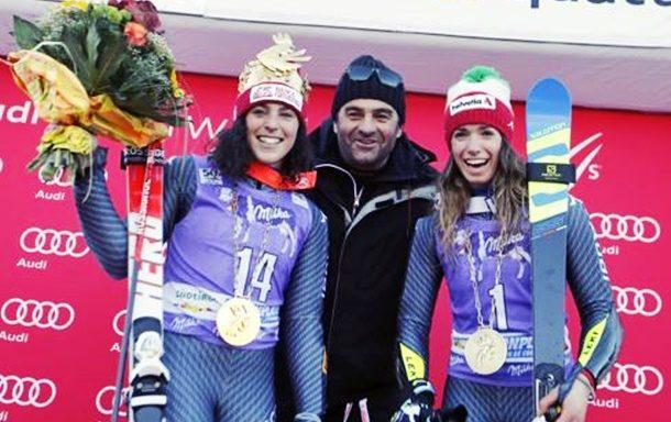 Dünya Kayak Şampiyonasına İtalyan Kayakçılar Damga Vurdu