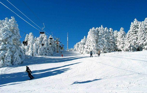 Kış Turizmi, Kayak Merkezleri, Kayak Turları