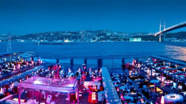 Reina Saldırısına En İyi Cevap Türkiye'de Tatil