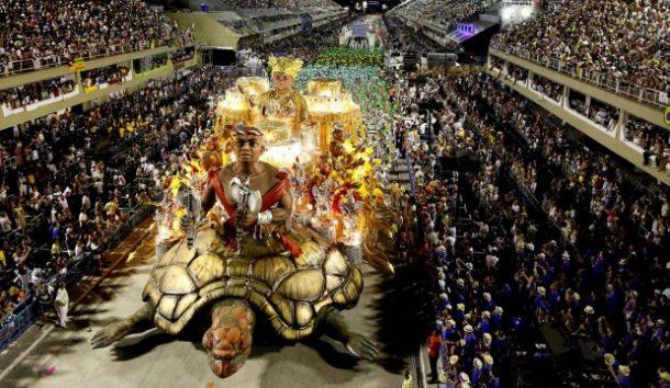 Vakit Yaklaşıyor! Şimdi Rio Karnavalı Zamanı