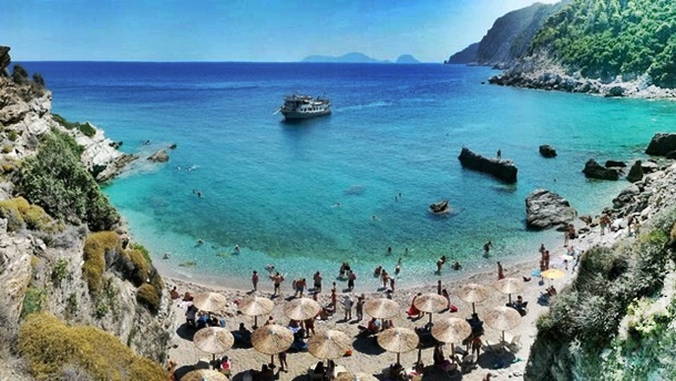 2017 Yılında Yunanistan'da Turizm Patlaması