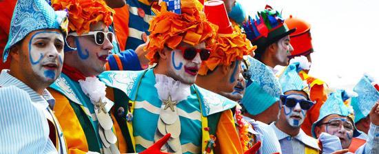 Carnaval Cadiz turizmtatilseyahat