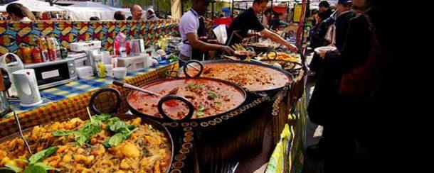 Dubai Yemek Festivali turizmtatilseyahat