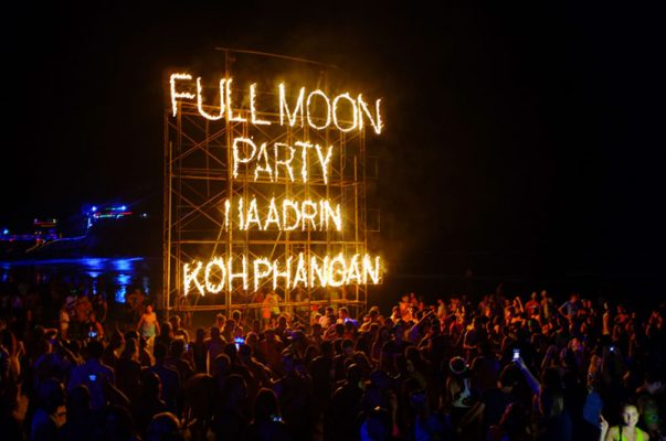 Full Moon Party turizm tatilseyahat 3