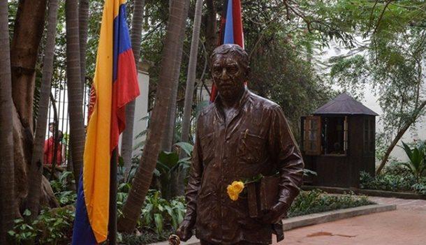 Gabriel Garcia Marquez Küba'da Yaşayacak