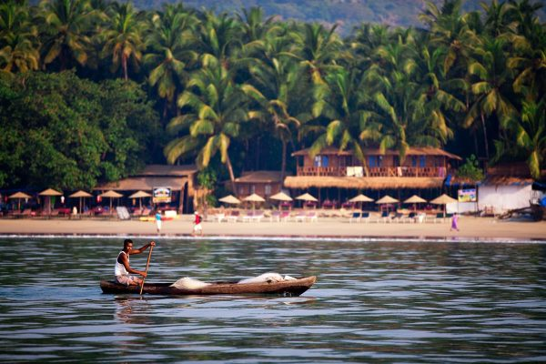 Goa Hindistan Balay