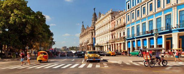 Küba Havana Balayı