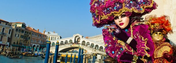 Tatil Turizm Seyahat İtalya Venedik Karnavalı