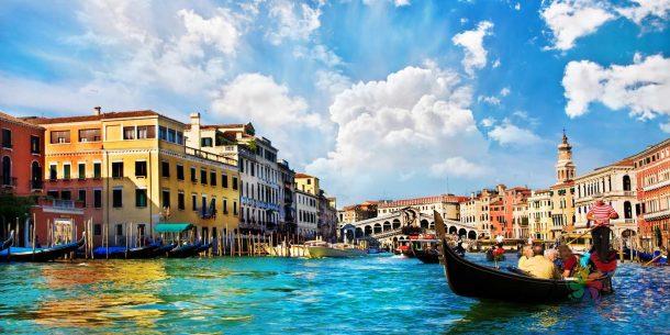 Tatil Turizm Seyahat Venedik