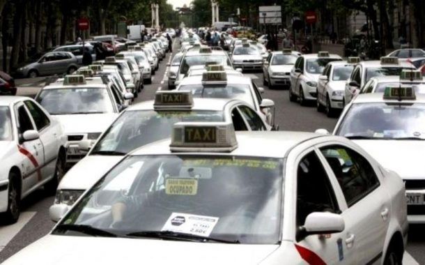 TatilTurizmSeyahat ispanyol taksi