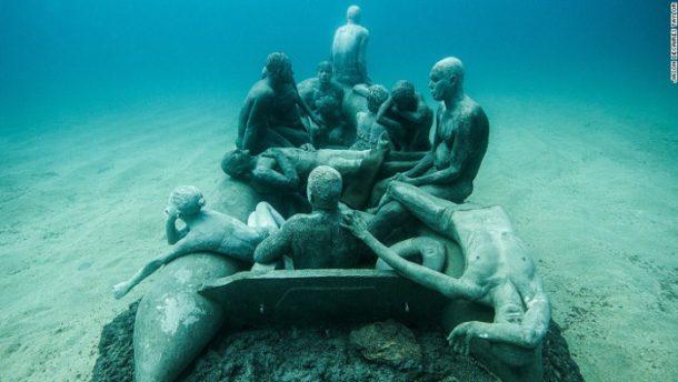 denizaltı muzesi ispanya
