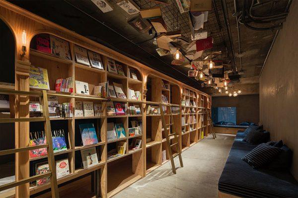 kütüphane oteli turizmtatilseyahat 3