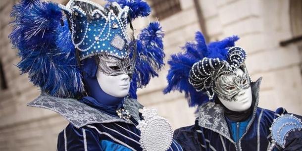 Venedik Karnavala Hazırlanıyor