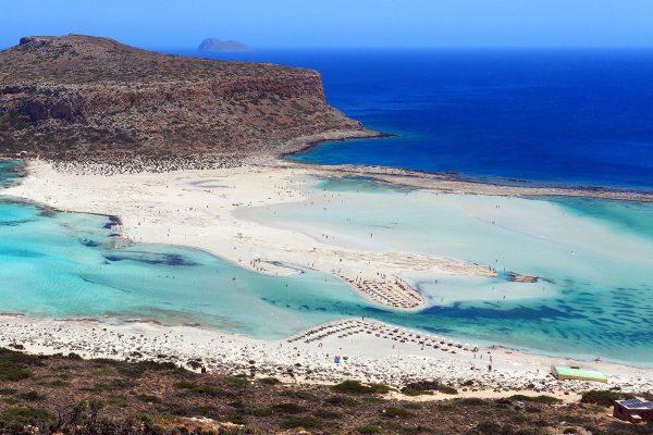 Balos Plajı Girit
