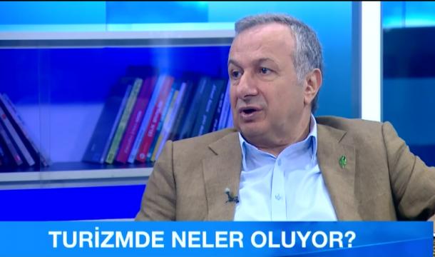 Başaran Ulusoy Turizm Sektörü Hakkında Konuştu