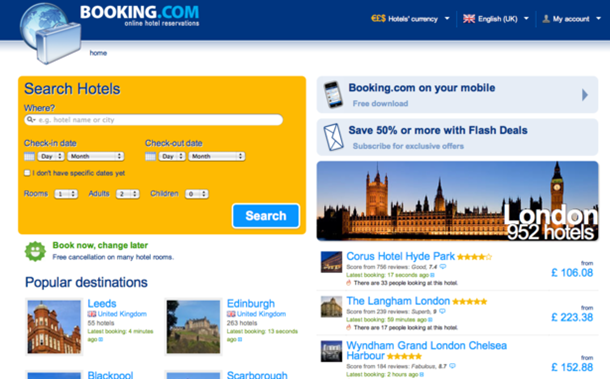 Bookingcom'un Faaliyetlerine Tedbiren Durdurma Kararı Verildi