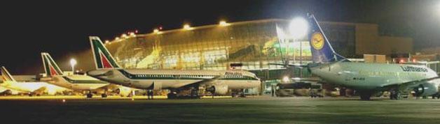 Ciampino Airport Italy