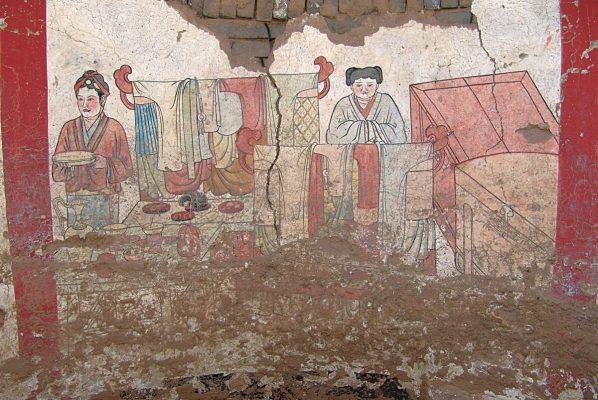 cin arkeolojik kesif