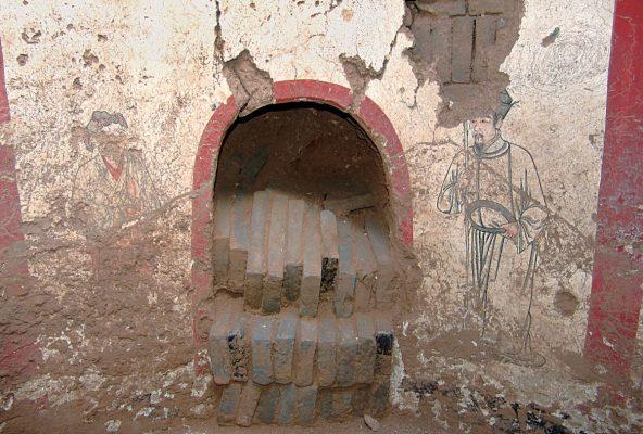 cin'de arkeolojik keşif