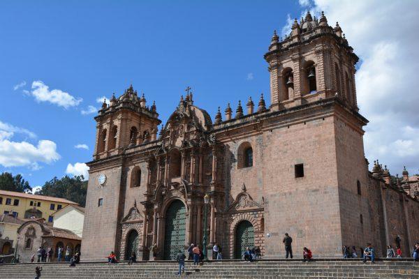 cusco katedrali peru