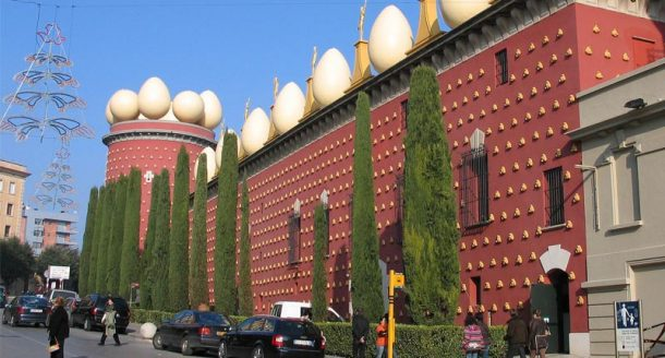 dali müzesi barcelona