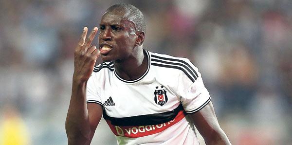 Beşiktaş Lyon'u Demba Ba İle Yıkacak