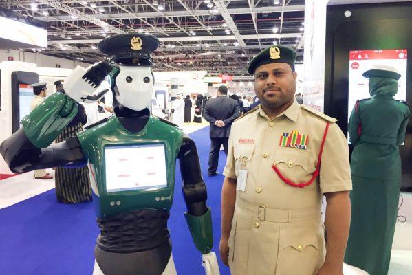 Dubai Robot Polisler Tarafından Korunacak