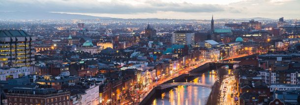 Dublin İrlanda Türkiye Günü