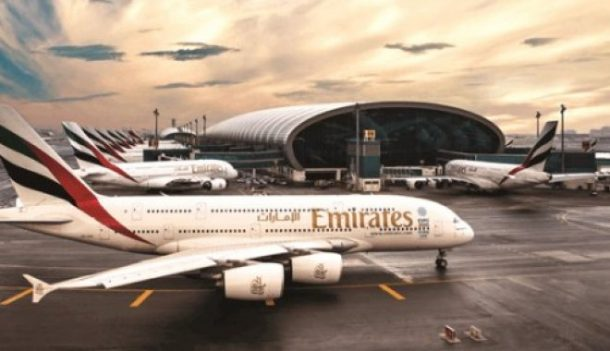 Emirates Singapur Havalimanı