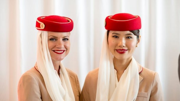 Emirates Woman Employees