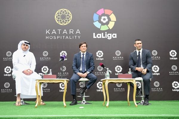Katara Hospitality Group and La Liga