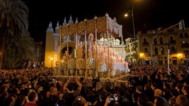 La Semana Santa İspanya