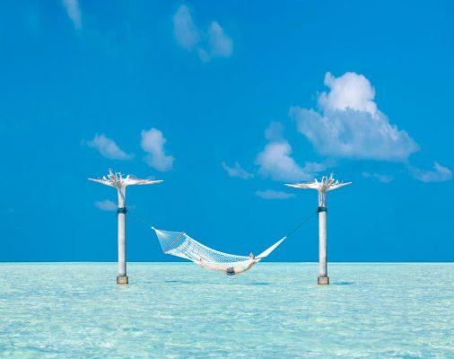 maldives plaj