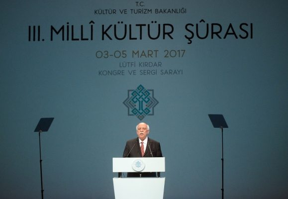 milli kultur surasi istanbul