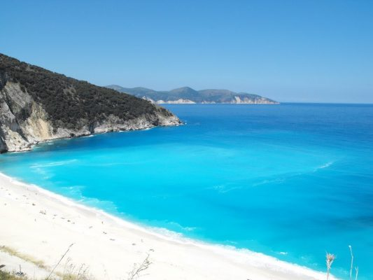 Mytros Plajı Kefalonya